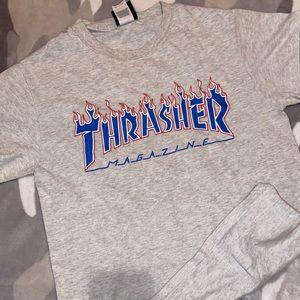 Thrasher top